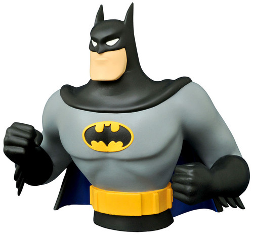 DC The Animated Series Batman Bust Bank