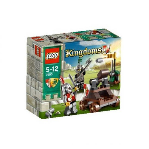 LEGO Kingdoms Knight's Showdown Set #7950 [Damaged Package]