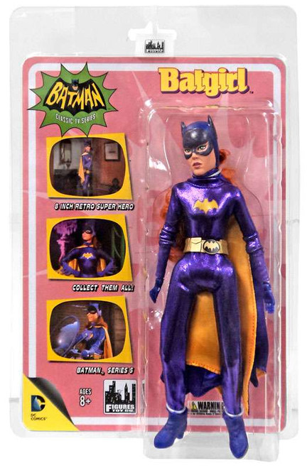 Batman 1966 TV Series Series 5 Batgirl Action Figure