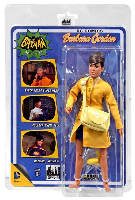 Batman 1966 TV Series Series 5 Barbara Gordon Action Figure