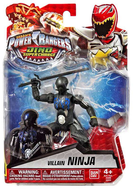 Power Rangers Dino Super Charge Ninja Action Figure