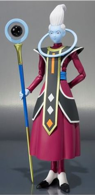 Dragon Ball Z S.H. Figuarts Whis Action Figure