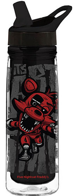 Funko Five Nights at Freddy's Foxy's Pirate Cove Acrylic Water Bottle