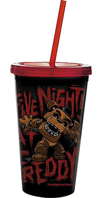 Funko Five Nights at Freddy's Freddy Fazbear Acrylic Cup