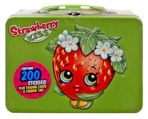 Shopkins Strawberry Kiss Collectors Tin