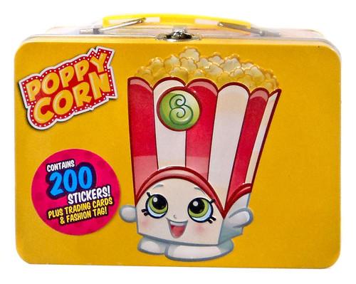 Shopkins Poppy Corn Collectors Tin