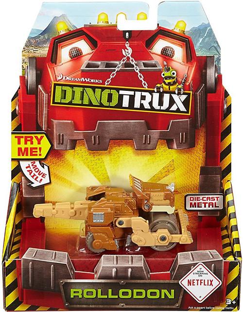 Dinotrux Rollodon Diecast Figure