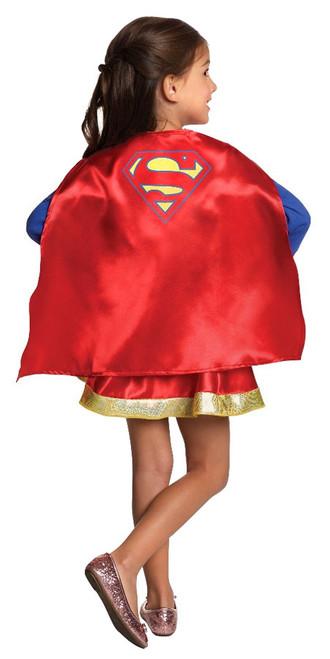 DC Super Hero Girls Supergirl Cape & Skirt Exclusive Dress Up Kit