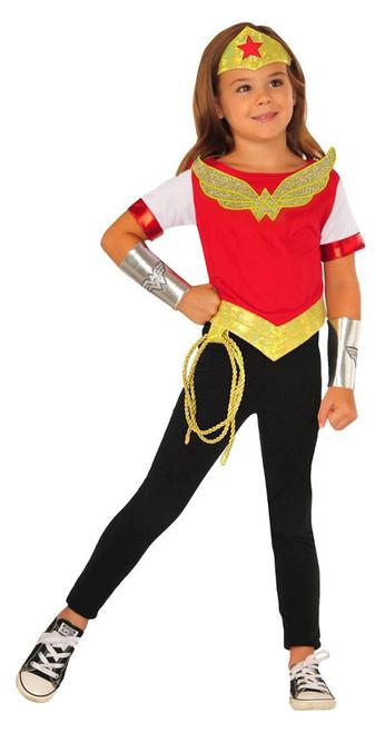 DC Super Hero Girls Wonder Woman Dress Up Kit