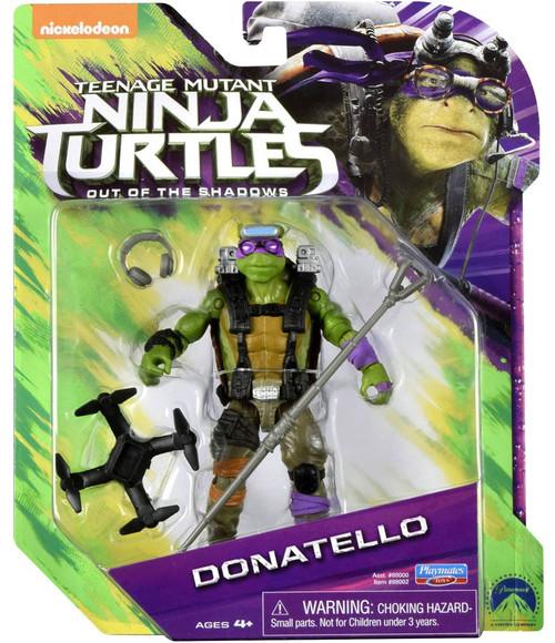Teenage Mutant Ninja Turtles Out of the Shadows Donatello Action Figure