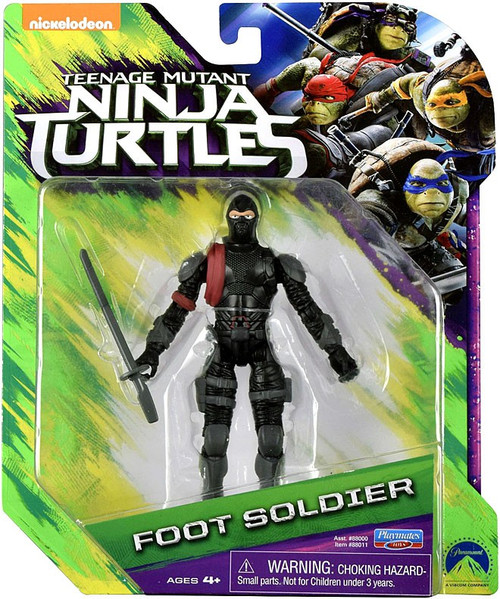 Teenage Mutant Ninja Turtles Out of the Shadows Foot Soldier Action Figure