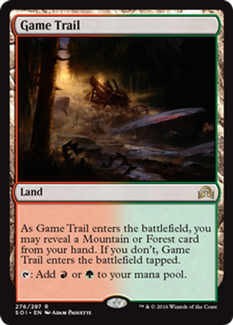 MtG Shadows Over Innistrad Rare Game Trail #276