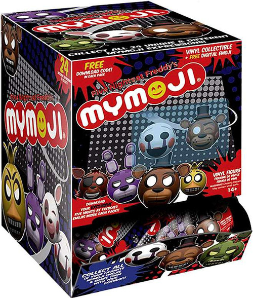 Funko MyMojis Five Nights at Freddy's Mystery Box [24 Packs]
