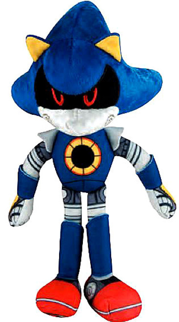 Sonic The Hedgehog Sonic Boom Metal Sonic 8-Inch Plush
