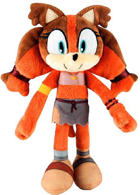 Sonic The Hedgehog Sonic Boom Sticks 8-Inch Plush
