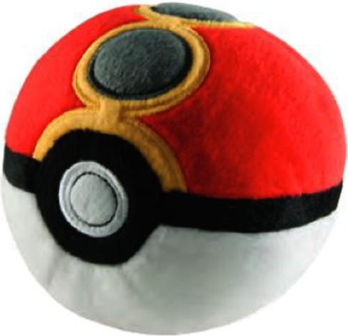 Pokemon Repeat Ball 5-Inch Pokeball Plush