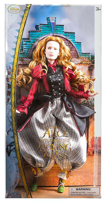 Disney Alice Through the Looking Glass Film Collection Alice Kingsleigh Exclusive 11-Inch Doll