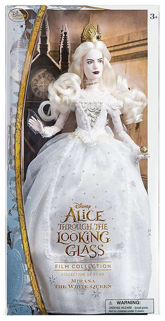 Disney Alice Through the Looking Glass Film Collection Mirana the White Queen Exclusive 11-Inch Doll