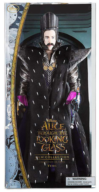 Disney Alice Through the Looking Glass Film Collection Time 11-Inch Doll