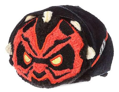Disney Tsum Tsum Star Wars Darth Maul Exclusive 3.5-Inch Mini Plush