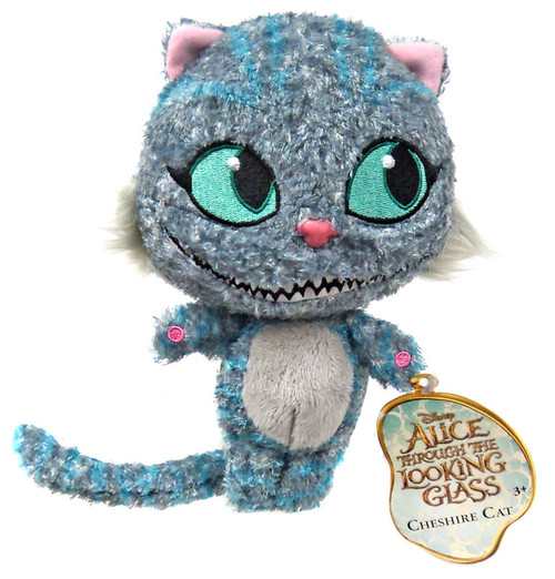 Disney Alice Through the Looking Glass Cheshire Cat 7-Inch Plush