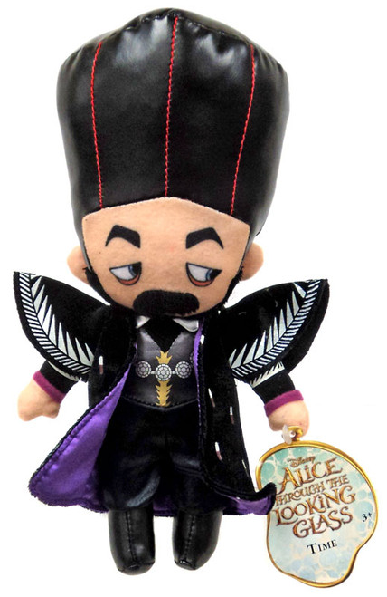 Disney Alice Through the Looking Glass Time 7-Inch Plush