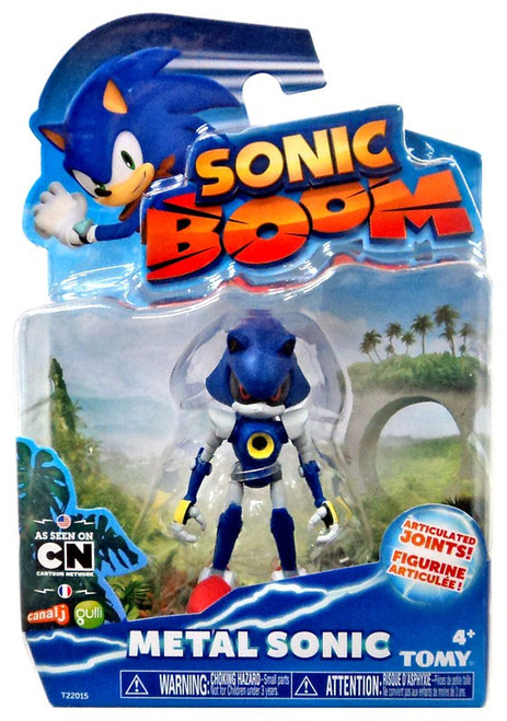 Sonic The Hedgehog Sonic Boom Metal Sonic Action Figure