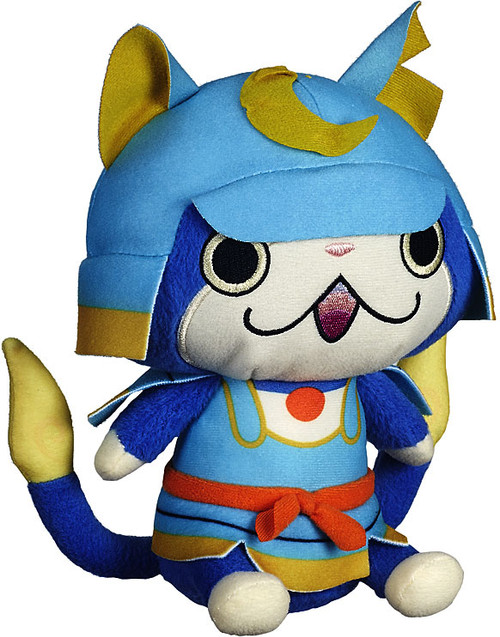 Yo-Kai Watch Shogunyan Plush Figure