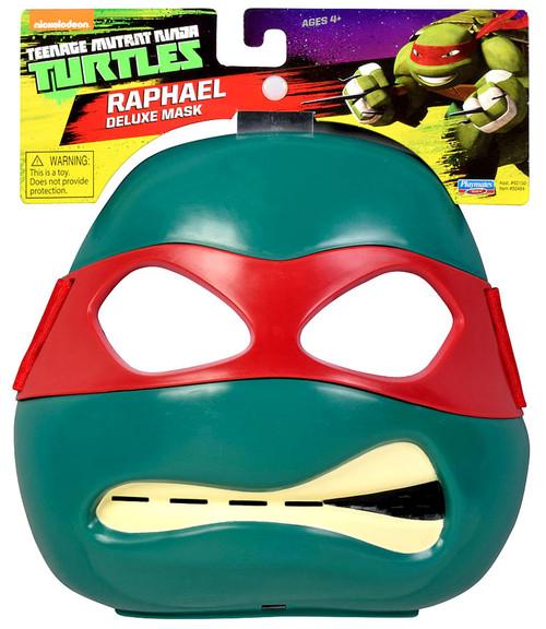 Teenage Mutant Ninja Turtles Nickelodeon Raphael Deluxe Mask