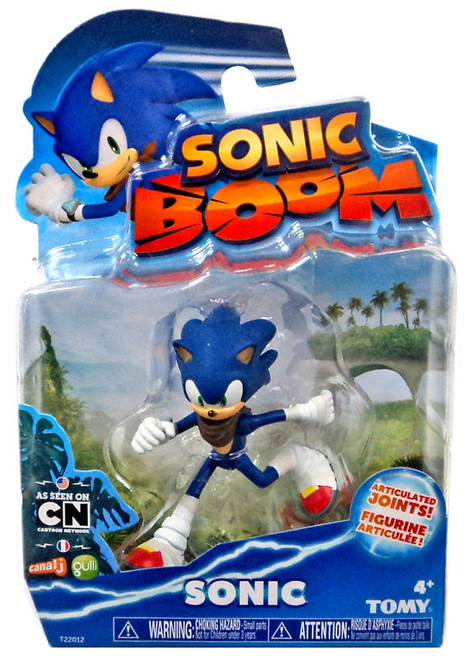 Sonic The Hedgehog Sonic Boom Sonic Action Figure #22012