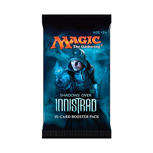 MtG Trading Card Game Shadows Over Innistrad Booster Pack [15 Cards]