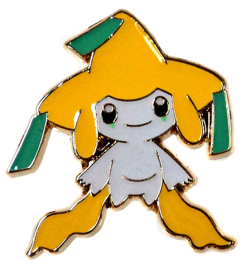 Nintendo Pokemon Jirachi 1.5-Inch Pin [Loose]