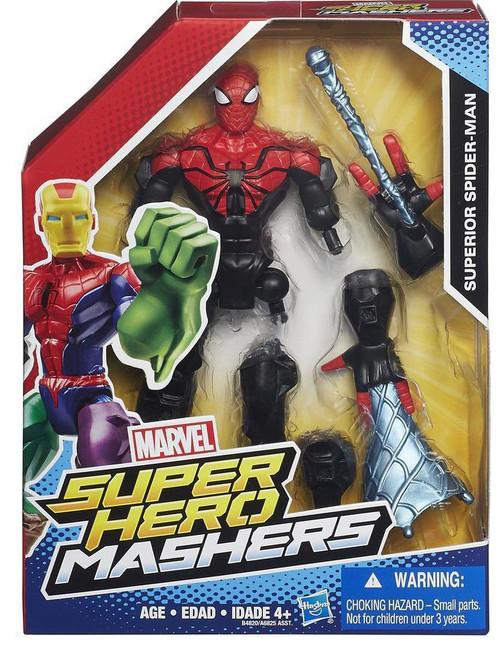 Marvel Super Hero Mashers Superior Spider-Man Action Figure