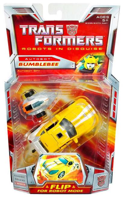 Transformers Robots in Disguise Classics Deluxe Bumblebee Deluxe Action Figure