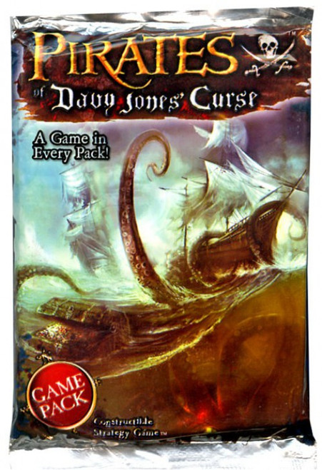 Pirates of Davy Jones' Curse Booster Pack
