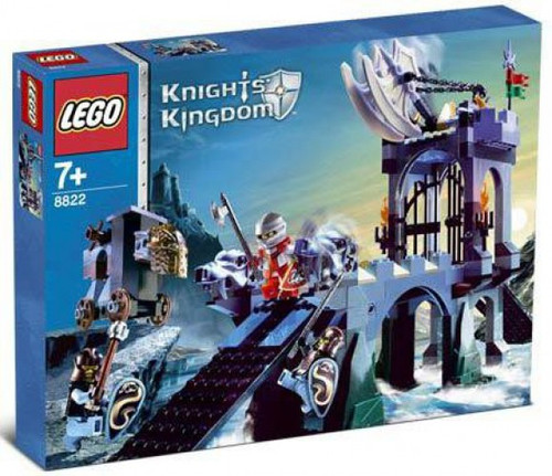 LEGO Knights Kingdom Gargoyle Bridge Set #8822