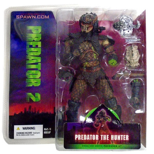 McFarlane Toys Predator 2 Predator the Hunter Action Figure