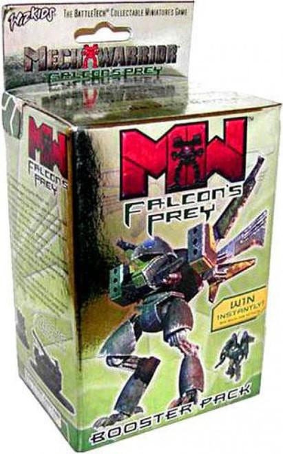 MechWarrior HeroClix Falcon's Prey Booster Pack