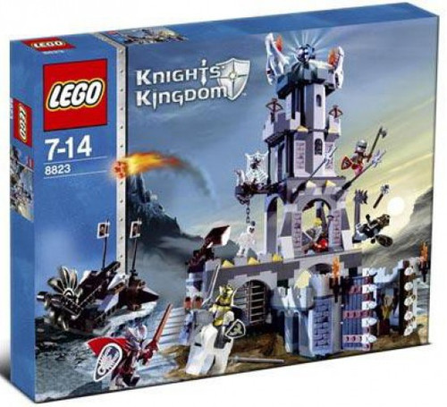 LEGO Knights Kingdom Mistlands Tower Set #8823