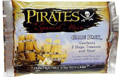 Pirates of the Spanish Main Booster Pack