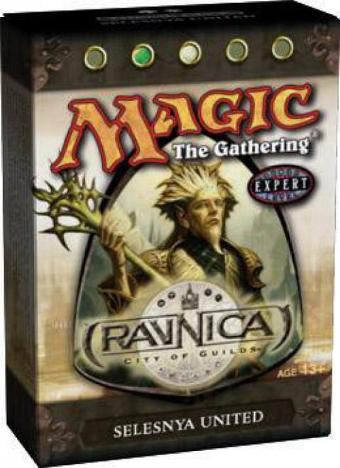 MtG Trading Card Game Ravnica: City of Guilds Selesnya United Theme Deck