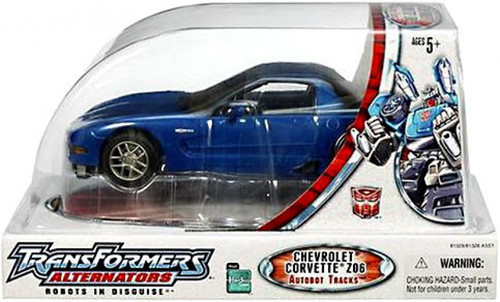 Transformers Alternators Chevrolet Corvette Z06 Action Figure