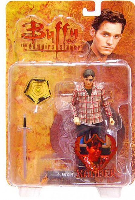Buffy The Vampire Slayer Series 8 Xander Action Figure 2-Pack [Chosen]