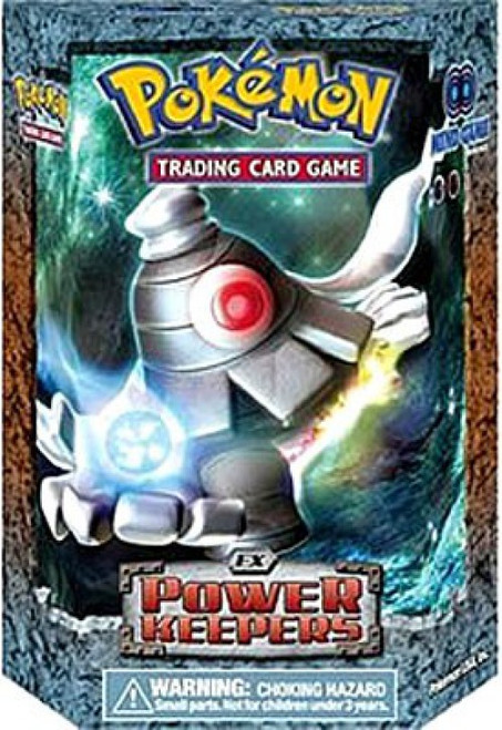 Pokemon EX Power Keepers Mind Game Theme Deck
