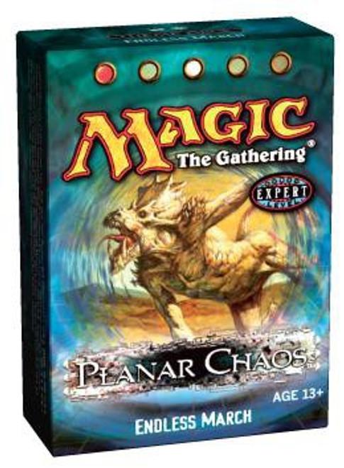 MtG Trading Card Game Planar Chaos Endless March Theme Deck
