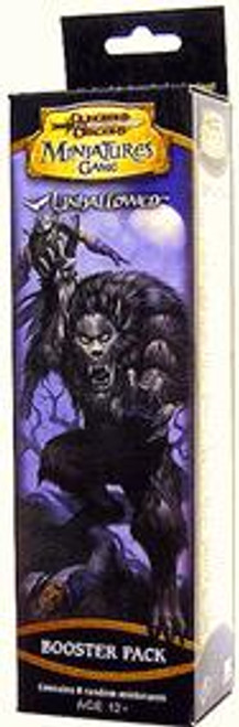 Dungeons & Dragons Trading Miniatures Game Unhallowed Booster Pack
