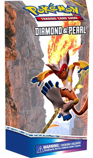 Pokemon Trading Card Game Diamond & Pearl Inferno Zone Theme Deck [Infernape]