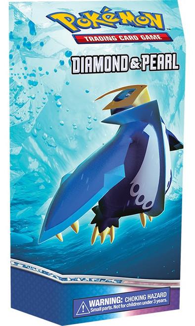 Pokemon Trading Card Game Diamond & Pearl Royal Frost Theme Deck [Empoleon]