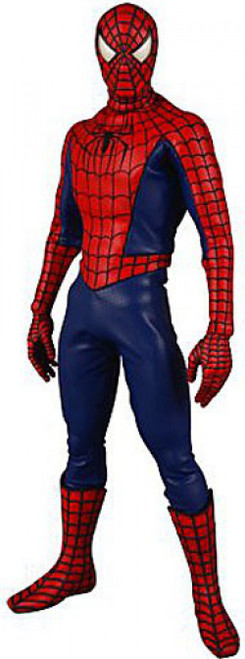 Spider-Man 3 Real Action Heroes Spider-Man Deluxe Action Figure