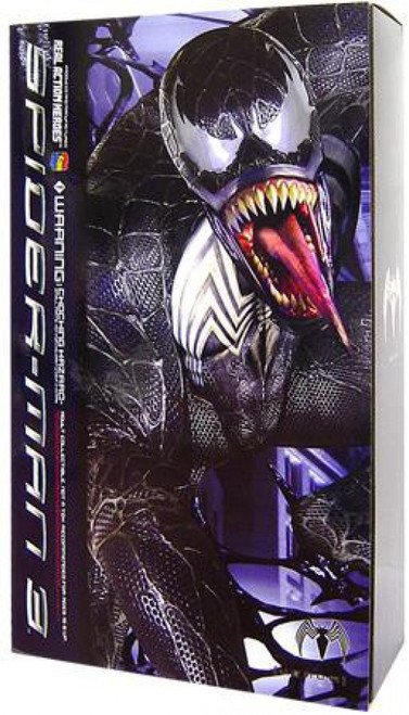 Spider-Man 3 Real Action Heroes Venom Deluxe Action Figure